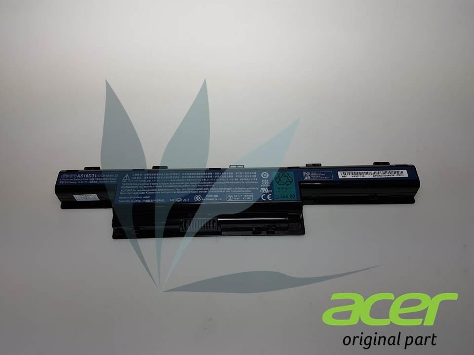 Batterie 6 cellules neuve d'origine Acer pour Acer  Travelmate TMP273-M