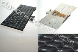 Clavier Belge pour IBM/LENOVO IBM/Thinkpad R51e 15 pouces