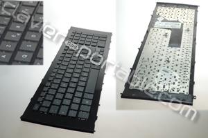 Clavier francais pour HP ProBook 4710S