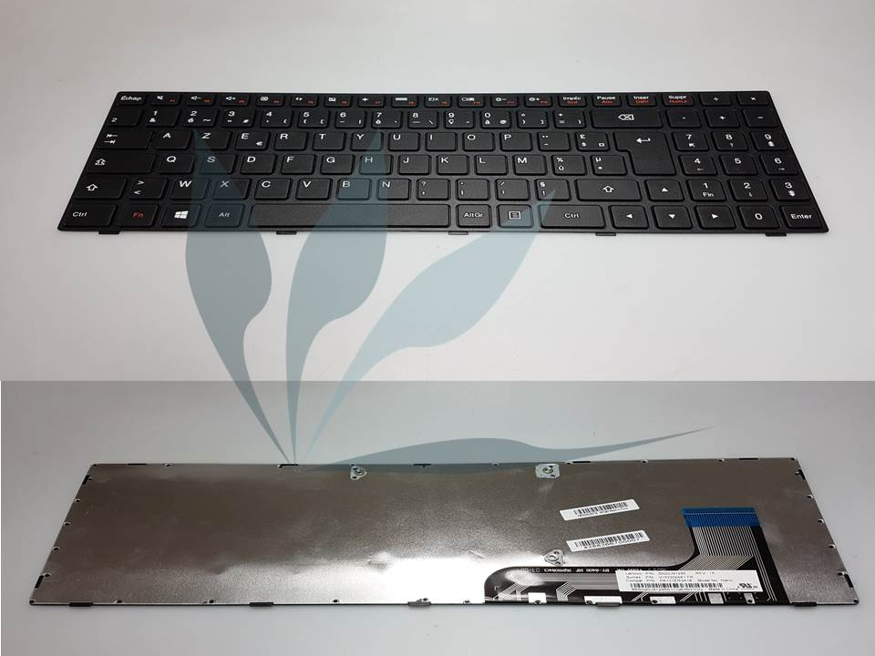 Clavier français pour Lenovo Ideapad 100-15IBY