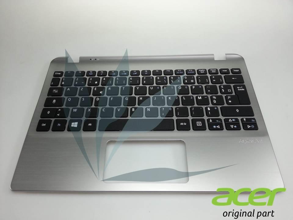 Clavierargent non rétro-éclairépour Acer Aspire V5-132P