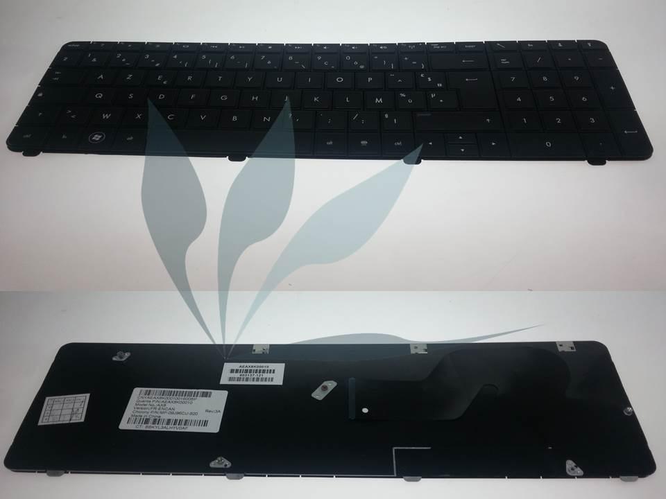 Clavier francais noir pour HP CQ72
