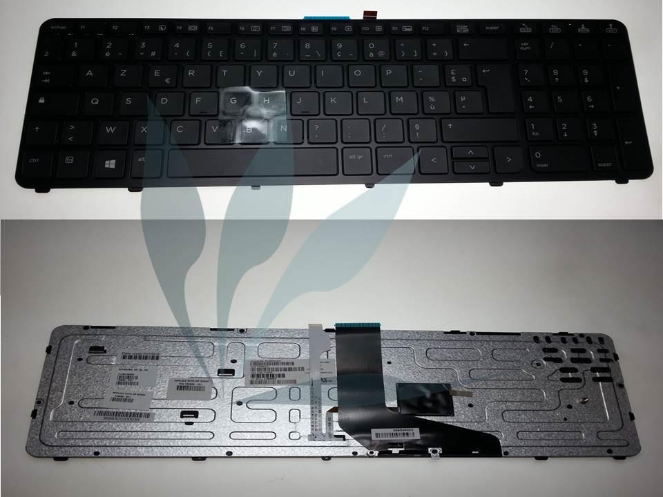 clavier fran ais r tro clair pour hp zbook 15 clavier. Black Bedroom Furniture Sets. Home Design Ideas