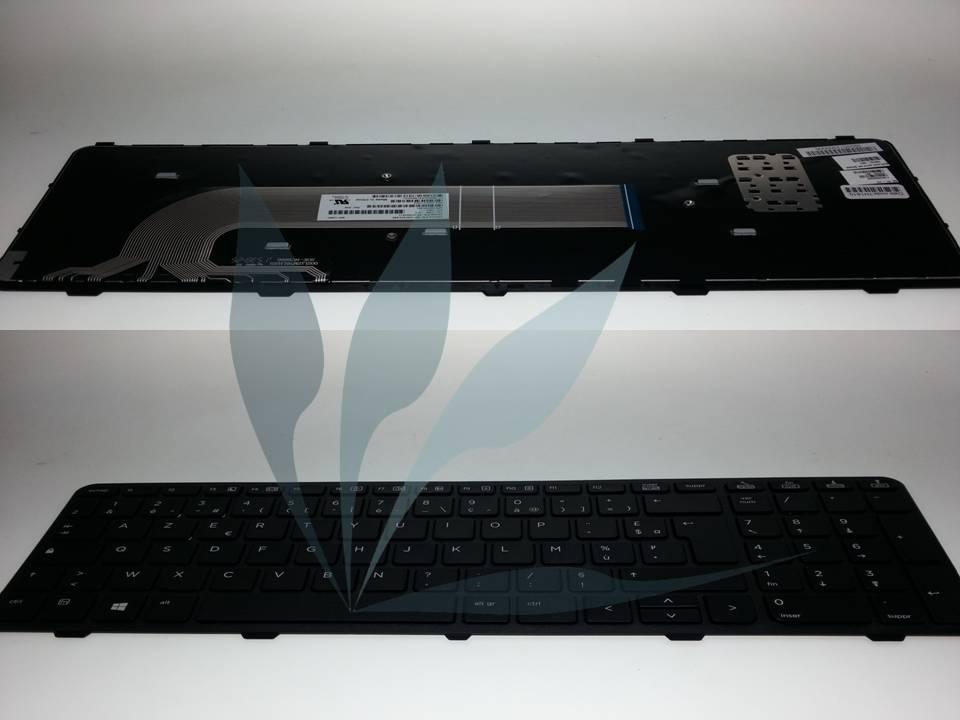 clavier fran ais non r tro clair pour hp probook 470g2. Black Bedroom Furniture Sets. Home Design Ideas
