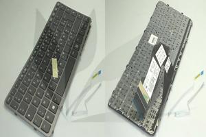 Clavier non rétro-éclairé pour HP Elitebook 840G2