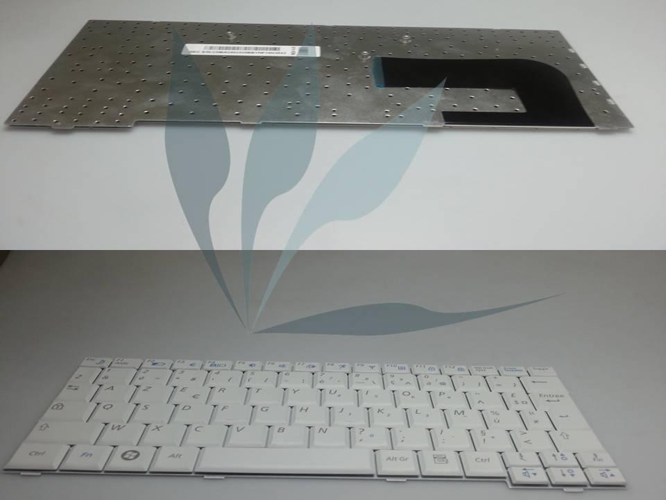 Clavier francais Blanc pour Samsung NC10