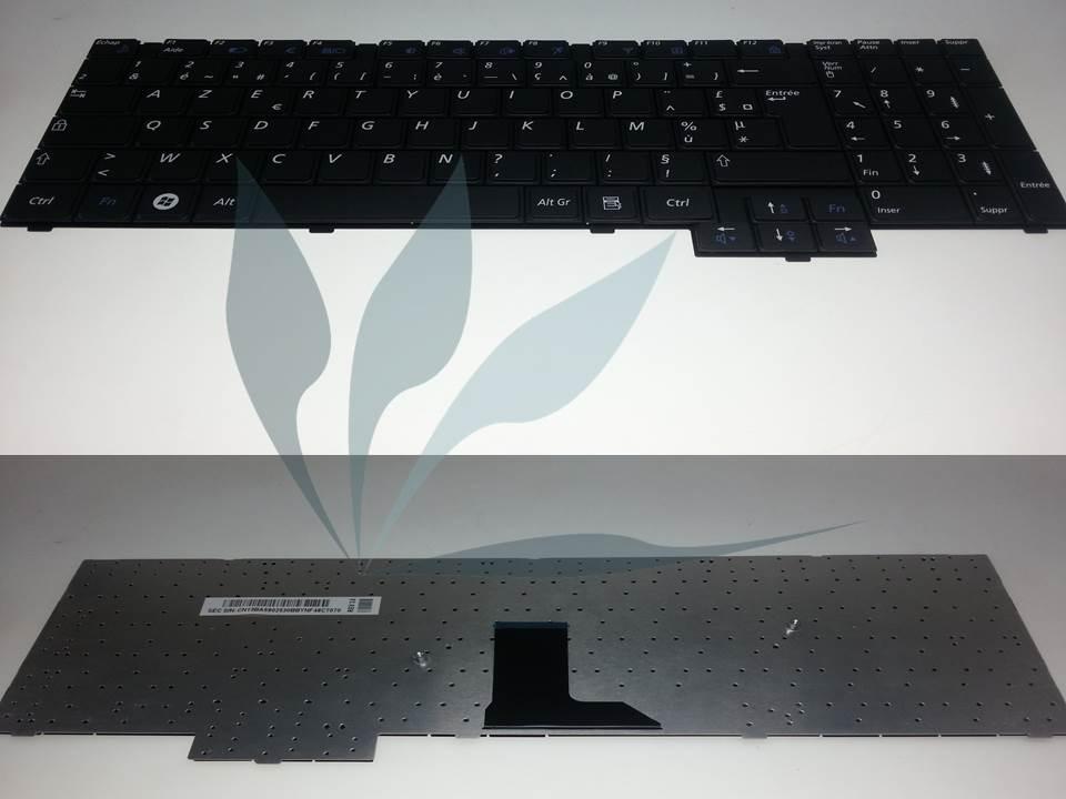 Clavier francais noir pour Samsung R620