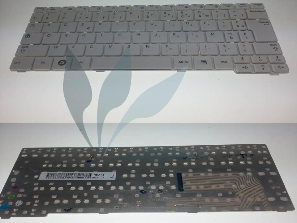 Clavier francais blanc pour Samsung N145