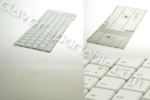 Clavier francais blanc pour samsung NF110