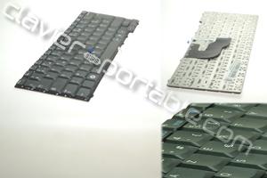 Clavier francais pour Samsung NP400-B5B SANS pavé numérique