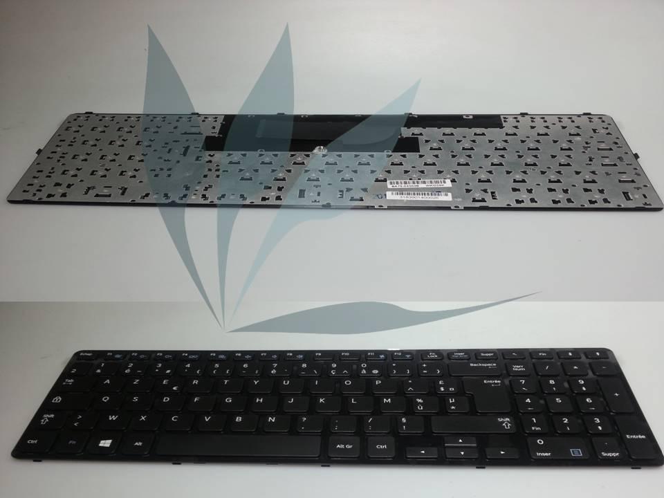 Clavier français noir pour Samsung NP355E5C