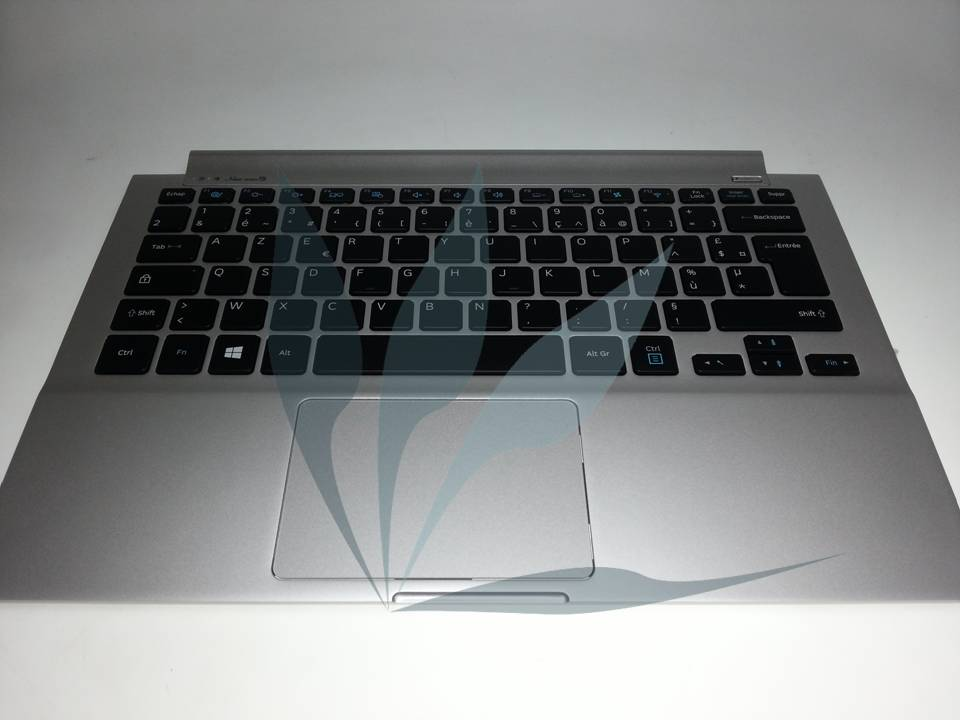 Clavier noir avec repose-poignets,sans pavé numériquepour Samsung NP900X3D