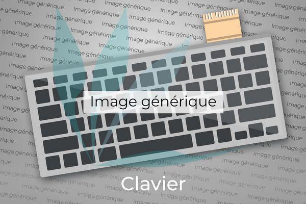 Clavier français neuf pour MSI GP60 2QE SERIES