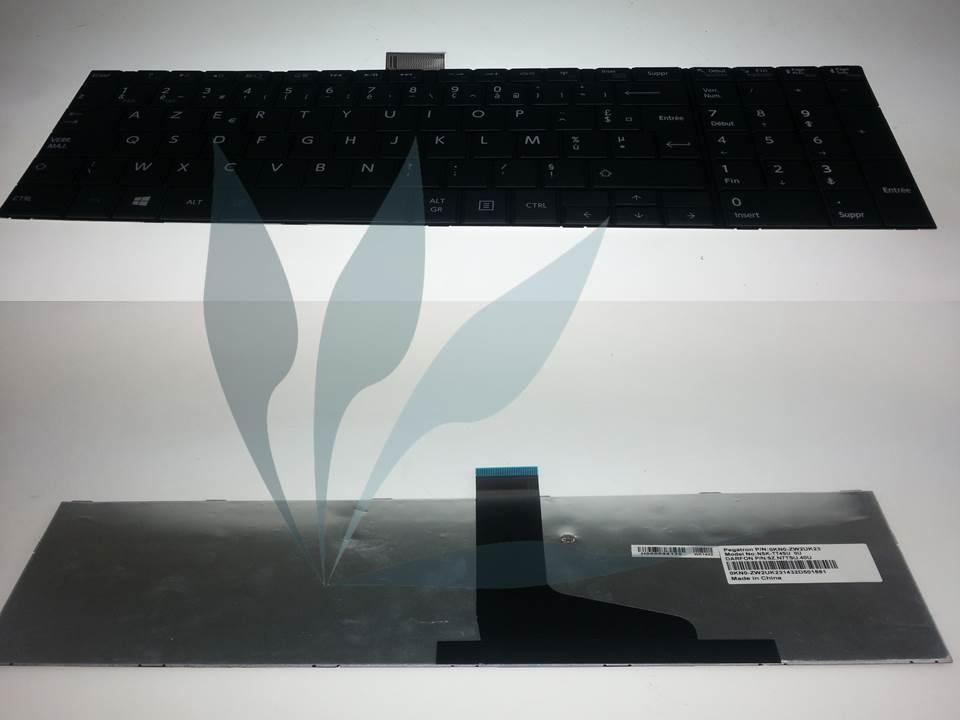 Clavier français noir neuf pour Toshiba Satellite L855