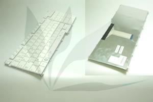 Clavier blanc pour Satellite A500D
