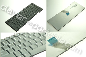Clavier QWERTY (US/GB) pour Acer Aspire 300*
