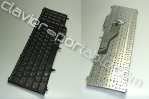 Clavier francais pour Dell Latitude E5520