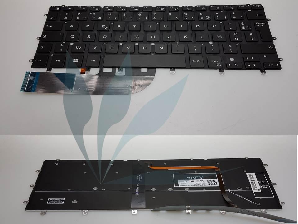 Clavier français pour Dell XPS 13 9350