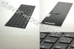 Clavier français pour Toshiba Portege R30