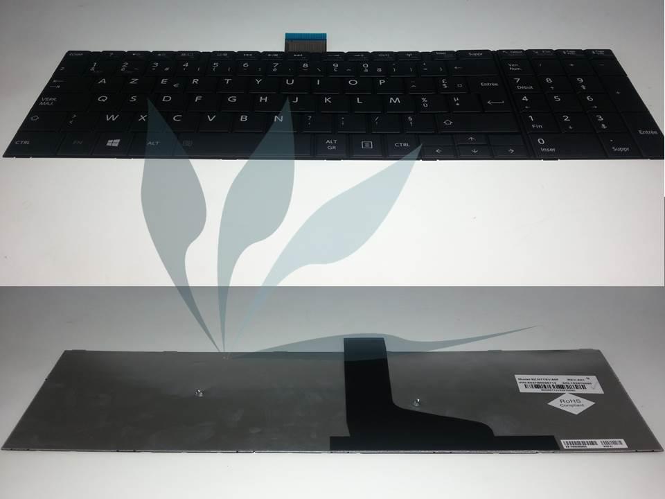 Clavier français noir pour Toshiba Satellite C70-B