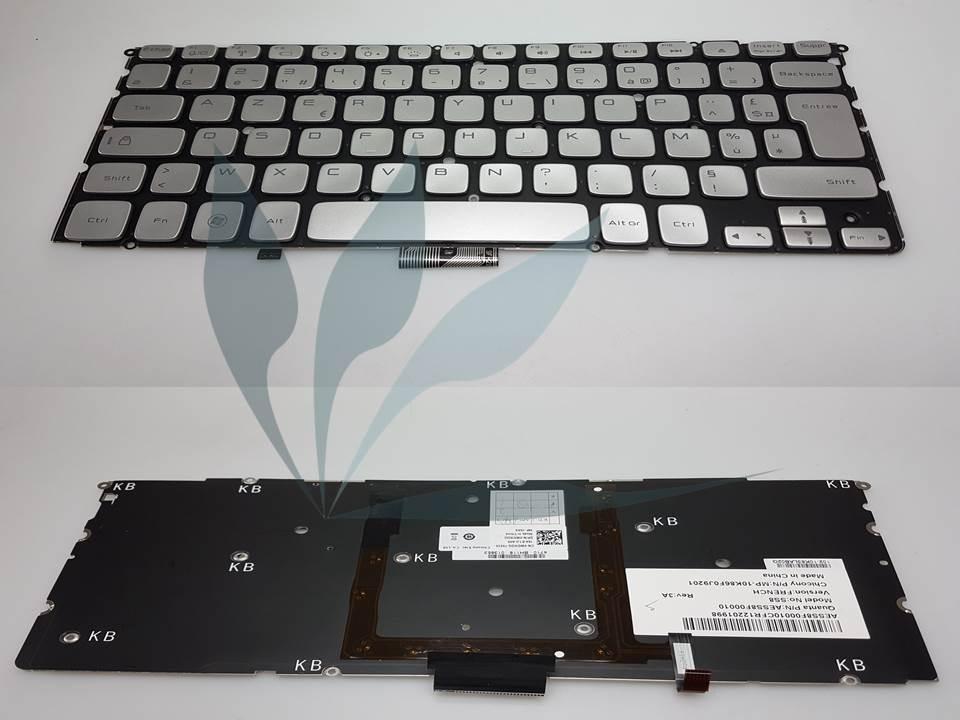 Clavier français pour Dell XPS 15Z (L511Z)