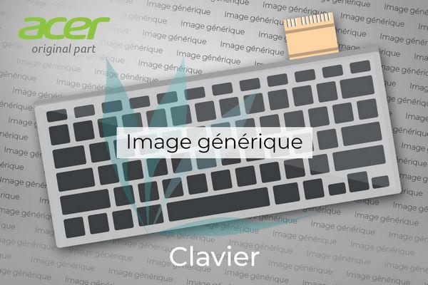 Clavier francais pour Travelmate TM7510