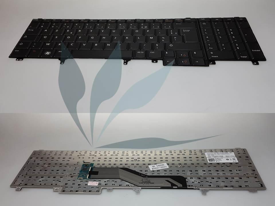 Clavier français non rétro-éclairé pour Dell Precision M6600