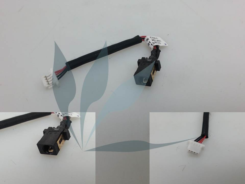 Connecteur carte mère sur câble neuf d