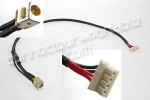CONNECTEUR ALIMENTATION sur câble pour Acer Extensa 5635GZ