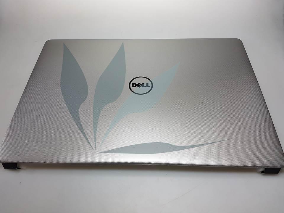 Capot supérieur écran gris argent pour Dell Inspiron 15-5558