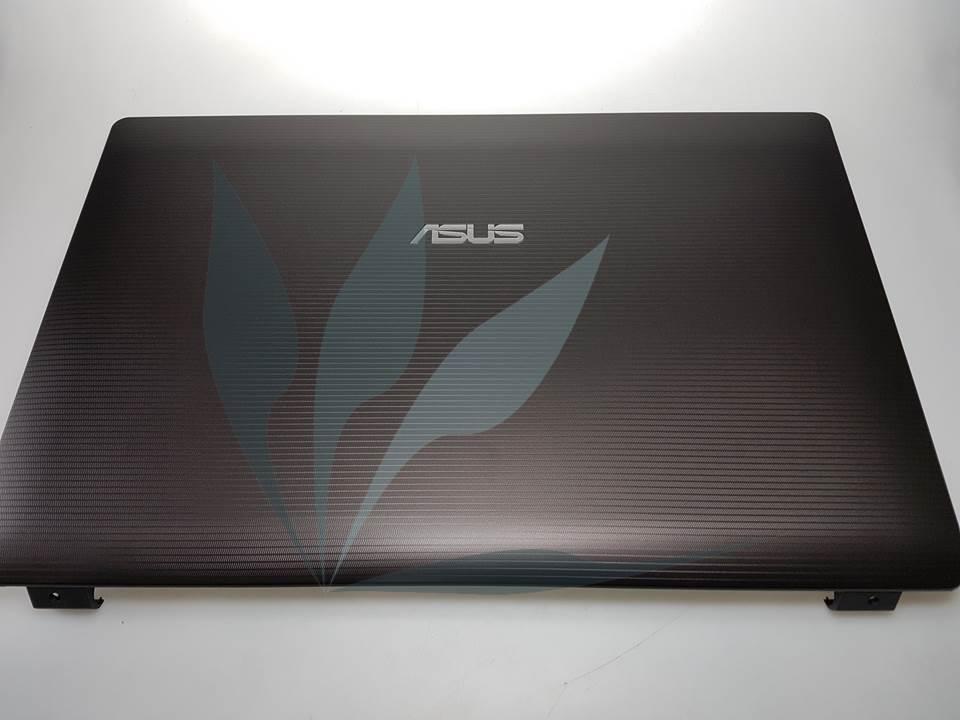 Capot supérieur écran noir pour Asus K73SV