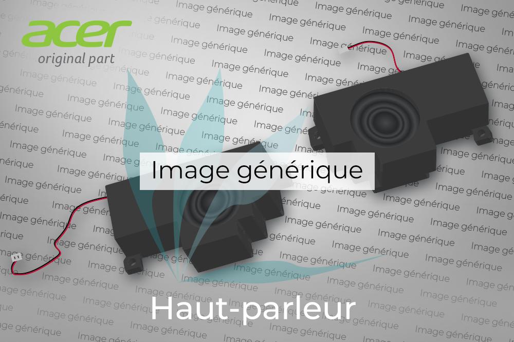 Paire de Haut-parleur gauche / droite neuve d'origine Acer pour Acer Aspire R7-371T