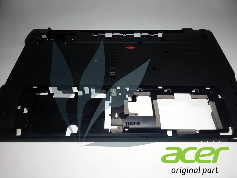 Plasturgie fond de caisse noire neuve d'origine Acer pour Acer Aspire E5-531G