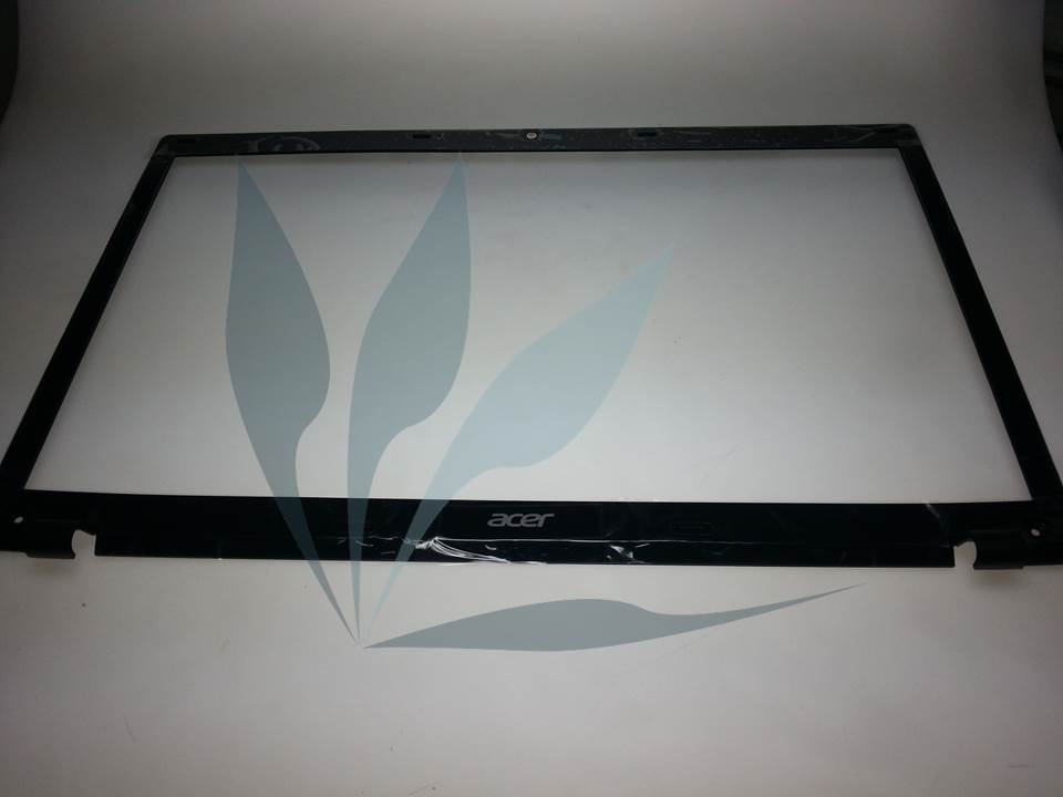Plasturgie tour d'écran noire neuve d'origine Acer pour Acer Aspire 7250