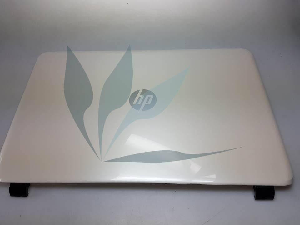 Capot supérieur écran blanc pour HP Notebook 15-R SERIES(pour modèle non tactile)