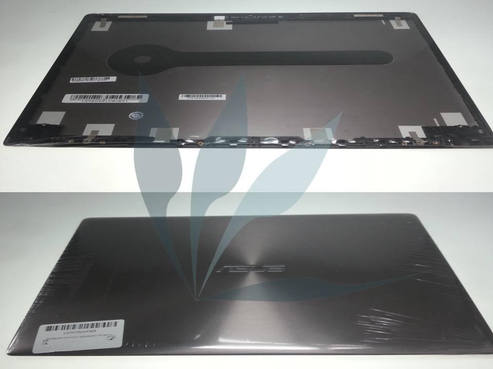 Capot supérieur écran gris neuf d'origine Asus pour Asus UX303 HD non tactile (compatible avec les modèles UX303LN, UX303LA, UX303LB, UX303LAB, UX303LNB, pour non tactiles HD uniquement)