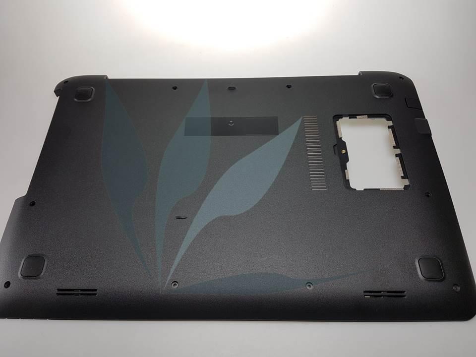 Plasturgie fond de caisse noire pour Asus R556L