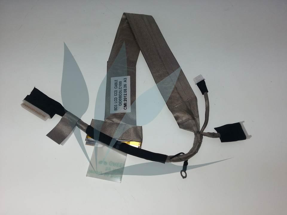 Cable LCD pour TOSHIBA - pièce PC portable