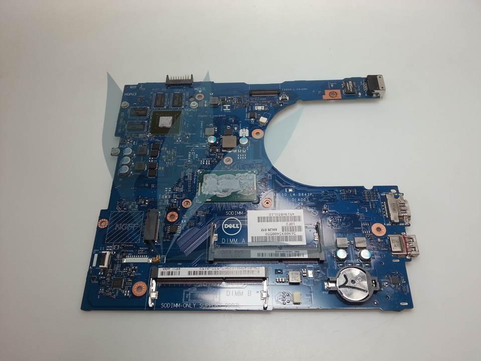 Carte mère neuve AAL10 LA-B843P pour Dell Inspiron 15-5558