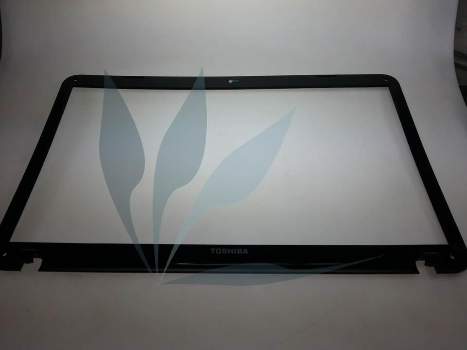 Plasturgie contour écran noire pour Toshiba Satelite L870