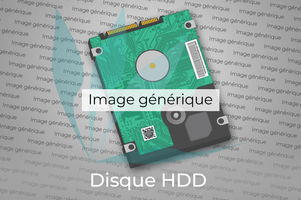 Disque HDD 9,5mm 1TB SATA3 neuf d