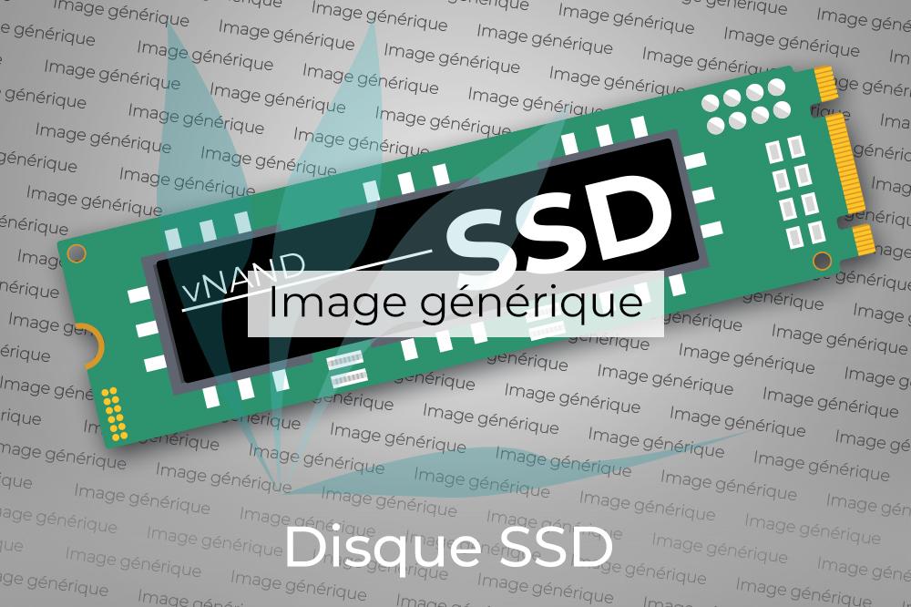 Disque SSD M.2 2280 480 à 500GO neuf pour Acer Aspire E5-774G