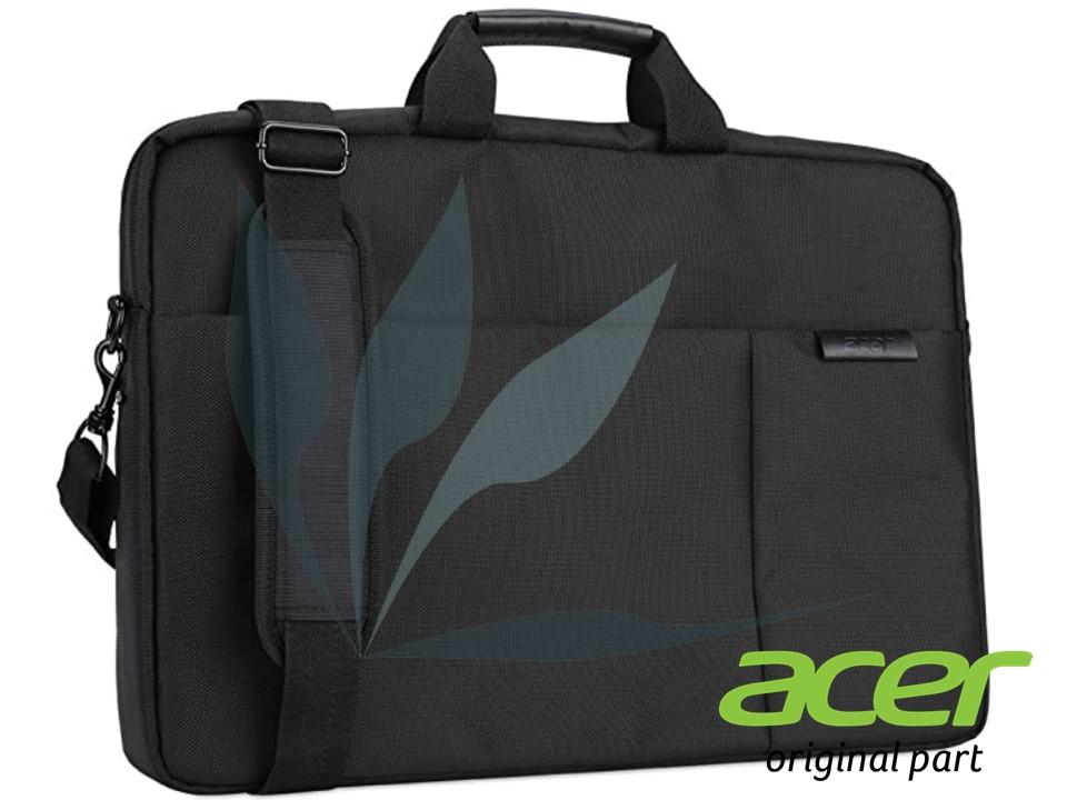 Sac de transport Acer noir pour ordinateur portable 17 pouces