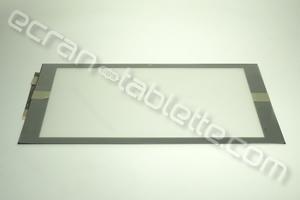 Vitre tactile pour Acer Iconia Tab W500 noir Attention sur certains modèles le tactile est collé à l'écran LCD