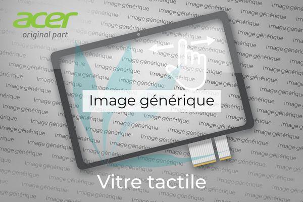 Vitre tactile noire pour Acer Iconia Tab A3-A10
