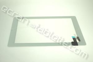 Vitre tactile 9,7 pouces blanche pour IPAD2 WIFI-CEL-A1397