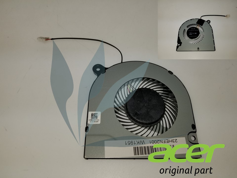 Piece ventilation 23.HEFN2.001