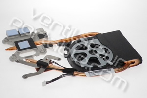 Piece ventilation 60.AR907.003