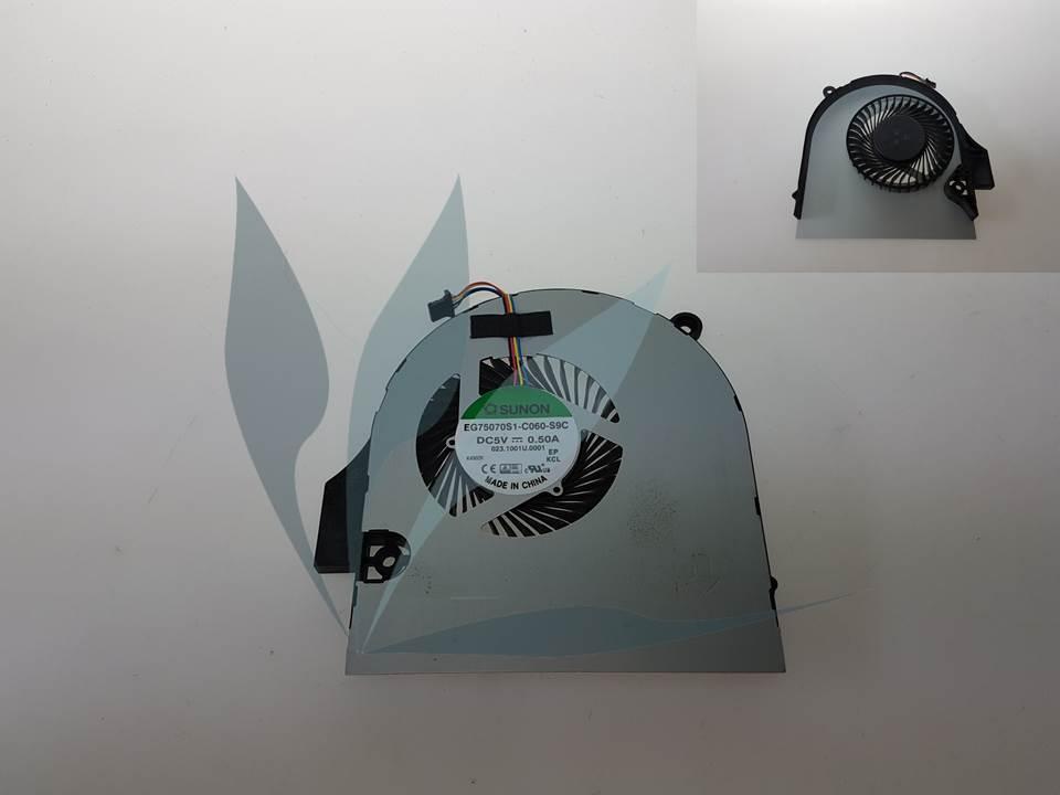 Ventilateur CPU type 2 neuf pour Acer Aspire Nitro VN7-791G
